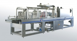 2003 - Launched in production packaging machine line-type high-performance lines.