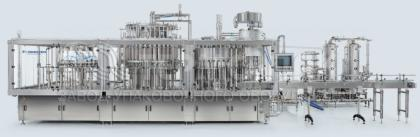 Filling and capping machine ( tetrablock) MR-64.9