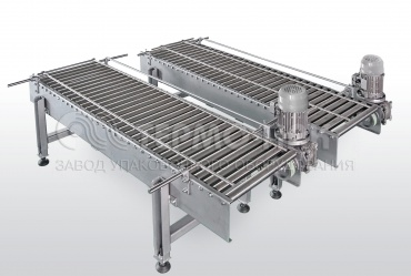 Roll table transporter