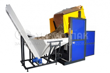 Automatic preform box loader