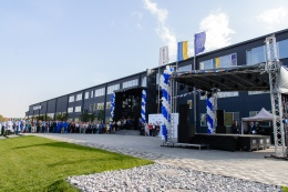 "2017 -The new production base of the Packing equipment plant ""Thermo-Pack"" is open"
